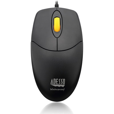 Adesso iMouse W3 - Waterproof Mouse with Magnetic Scroll Wheel
