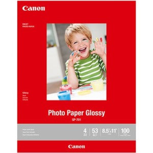 Canon Glossy Photo Paper GP-701 Inkjet Print Photo Paper