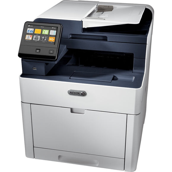 Xerox WorkCentre 6515-DNI Laser Multifunction Printer - Color