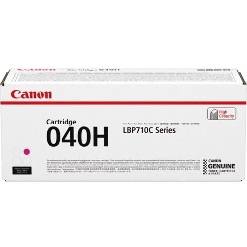Canon Usa Crg040 H M. Hi Capacity Cartridge; 10,000 Sheets Iso-iec