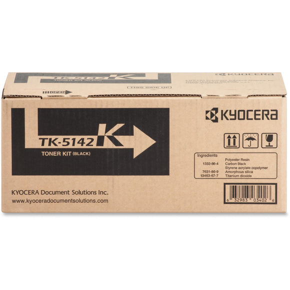 Kyocera TK-5142K Original Toner Cartridge