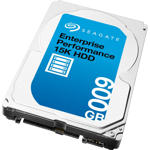 Seagate ST600MP0136 600 GB Hard Drive - SAS (12Gb-s SAS) - 2.5
