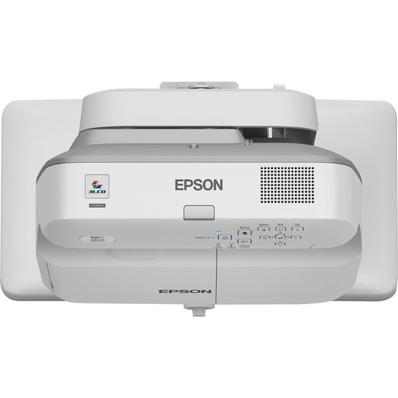 Epson BrightLink 685Wi Ultra Short Throw LCD Projector - HDTV
