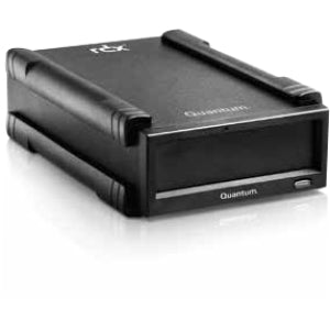 Quantum TR000-CNDA-S0BB Drive Enclosure - RDX Technology Internal - Black