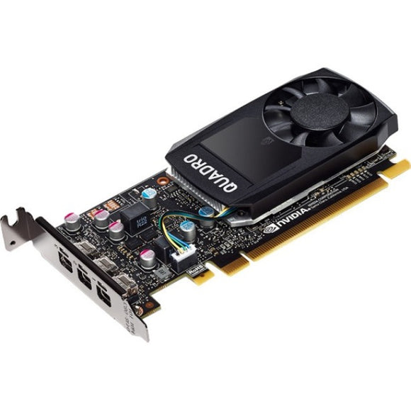 PNY Quadro P400 Graphic Card - 2 GB GDDR5 - Low-profile - Single Slot Space Required