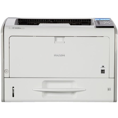 Ricoh SP 6430DN LED Printer - Monochrome - 1200 x 1200 dpi Print - Plain Paper Print - Desktop