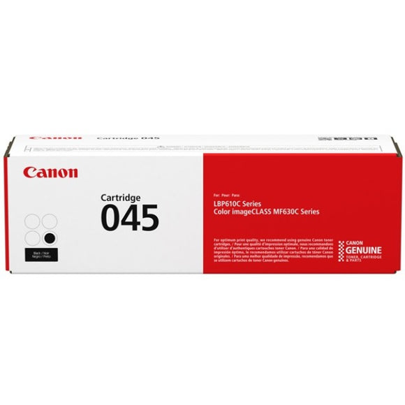 Canon 045 Original Toner Cartridge - Black