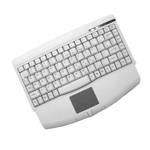 Adesso ACK-540PW Mini-Touch Keyboard with Touchpad