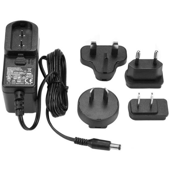 StarTech.com Replacement 5V DC Power Adapter - 5 Volts, 3 Amps