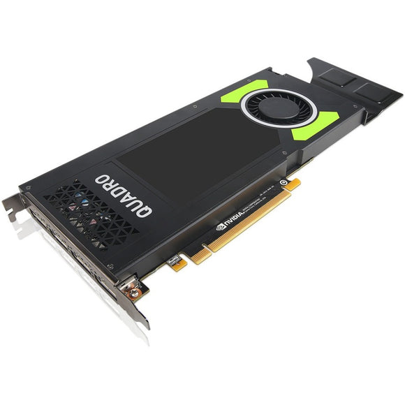 Lenovo Nvidia Quadro P4000 8gb Dp  4 Graphics Adapter With Short Extender (fh)