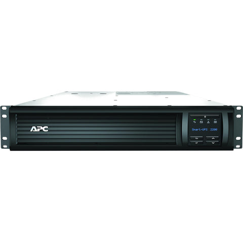 APC by Schneider Electric Smart-UPS 2200VA LCD RM 2U 120V with Network Card