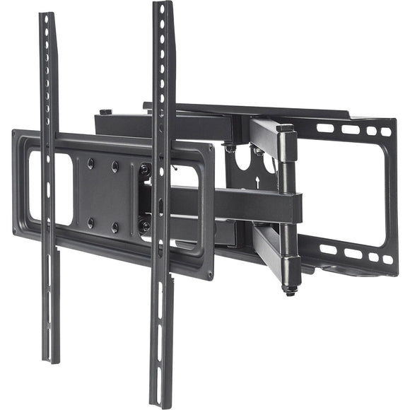 Manhattan - Strategic Universal Lcd Full-motion Wall Mount, Holds One 32 To 55 Flat-panel Or Curved Tv