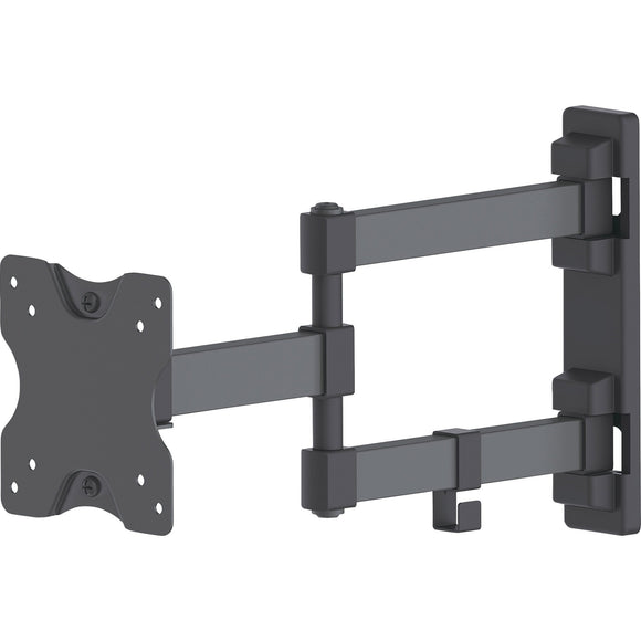 Manhattan - Strategic Universal Flat-panel Tv Articulating Mount, Double Arm Supports One 13 To 27 Tv