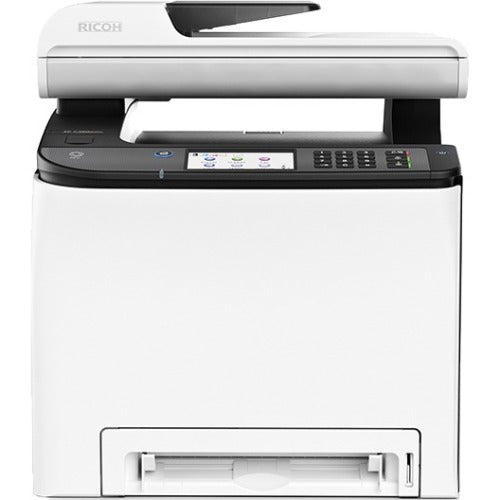 Ricoh SP C262SFNw Laser Multifunction Printer - Color