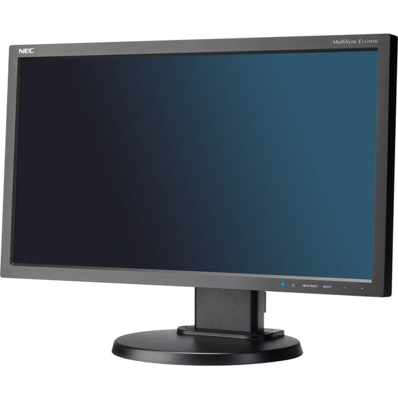 Nec Display Solutions Lcd Display - 23 Inch - 1920 X 1080 - 250cd-m2 - 1000:1 - 14 Ms - 0.27 Mm - Disp