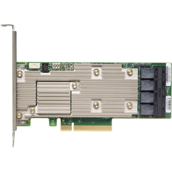 Lenovo ThinkSystem RAID 930-16i 4GB Flash PCIe 12Gb Adapter