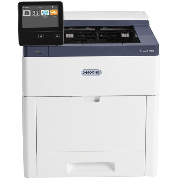Xerox VersaLink C500-DN LED Printer - Color - 1200 x 2400 dpi Print - Plain Paper Print - Desktop