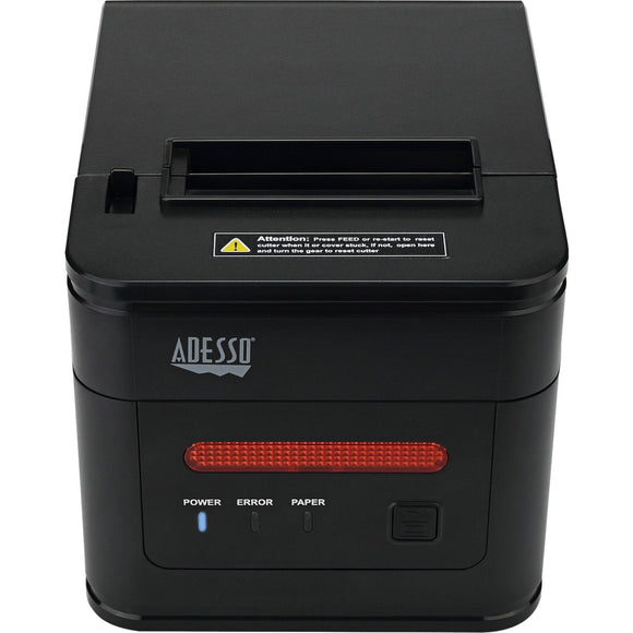 Adesso NuPrint 310 Direct Thermal Printer - Monochrome - Desktop - Receipt Print