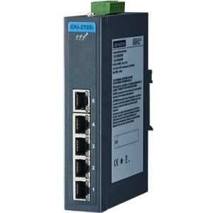 Advantech 5-port Ind. Unmanaged GbE Switch