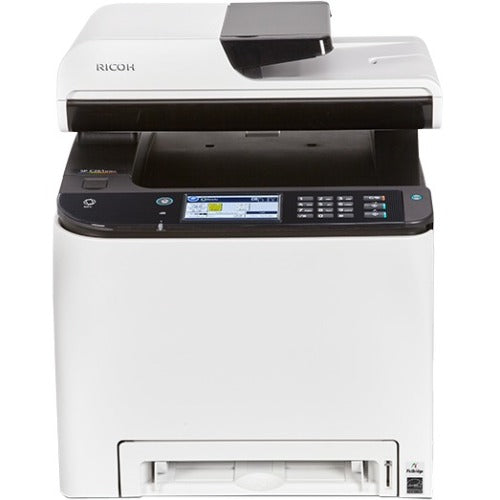 Ricoh SP C261SFNw Laser Multifunction Printer - Color