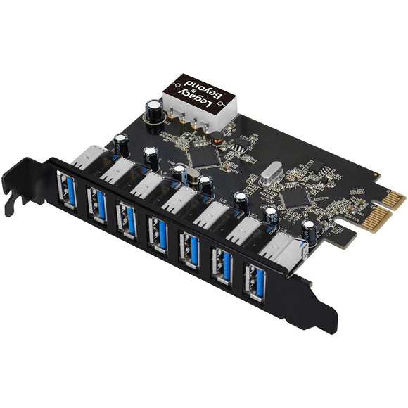 SIIG USB 3.0 7-Port Ext PCIe Host Adapter