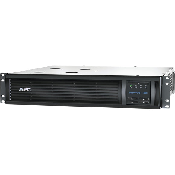 APC by Schneider Electric Smart-UPS SMT1000RM2UC 1000VA Rack-mountable UPS
