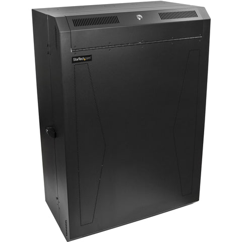 StarTech.com 8U Vertical Server Cabinet - Wallmount Network Cabinet - 30 in. depth