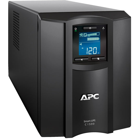 APC by Schneider Electric Smart-UPS SMC1500C 1500VA Desktop UPS