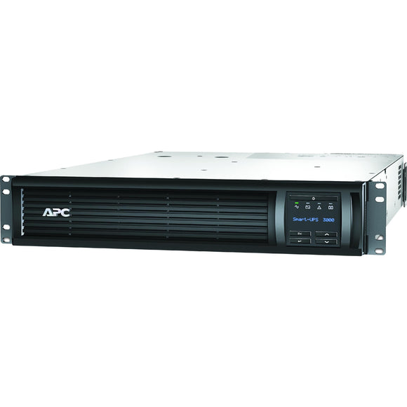 APC by Schneider Electric Smart-UPS 3000VA LCD RM 2U 120V with SmartConnect