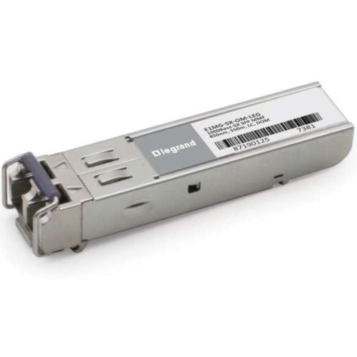 Legrand Brocade E1MG-SX-OM 1000Base-SX MMF SFP mini-GBIC Transceiver (TAA)