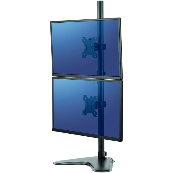 Fellowes Professional Series Free-standing Dual Stacking Monitor Arm