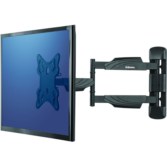 Fellowes, Inc. Free Up Valuable Floor Space And Position Your Monitor Or Tv For Greater Flexibi