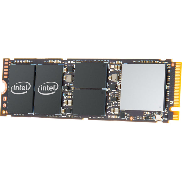 Intel 760p 256 GB Solid State Drive - PCI Express (PCI Express 3.1 x4) - Internal - M.2 2280