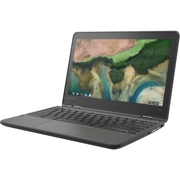 Lenovo 300e Chromebook, Mtk 8173c Arm Cpu , 11.6inch Hd Ips Touch Display, Chrome Os, 4
