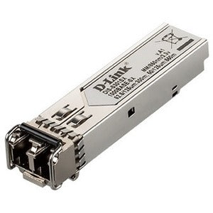 D-Link 1-port Mini-GBIC SFP to 1000BaseSX Multi-Mode Fibre Transceiver