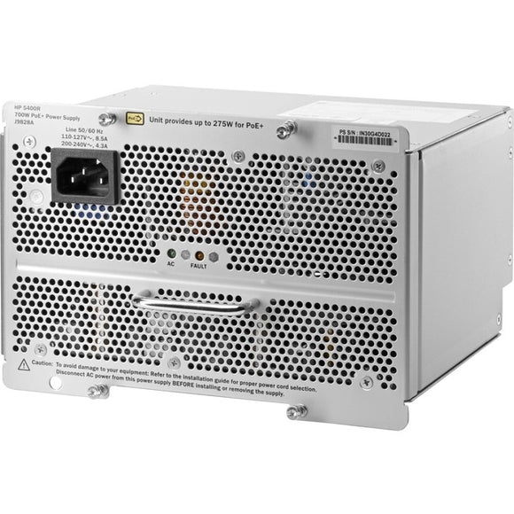 HPE 5400R 700W PoE+ zl2 Power Supply