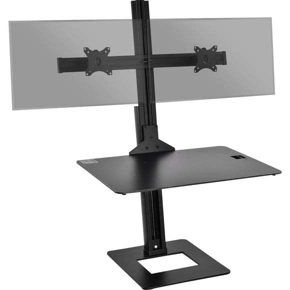 SIIG Dual Display Adjustable Computer Keyboard Stand