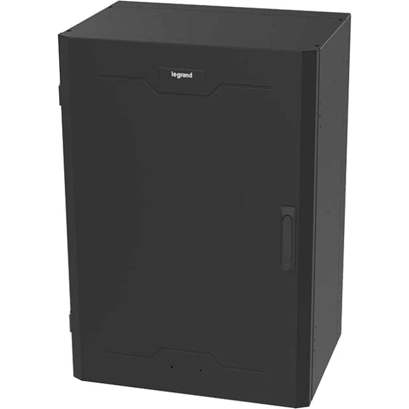 Legrand 4ru Vwm Cabinet-full Door-36in Height