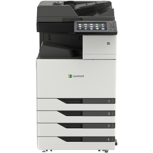 Lexmark CX920 CX923dte Laser Multifunction Printer - Color - TAA Compliant