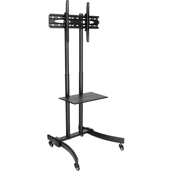 Tripp Lite TV Mobile Flat-Panel Floor Stand Cart Height Adjustable LCD- 37