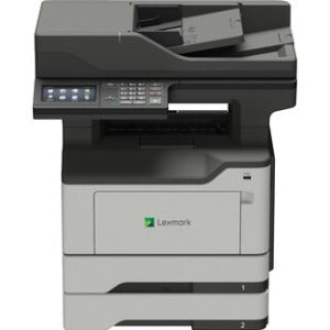 Lexmark MX520 MX522adhe Laser Multifunction Printer - Monochrome