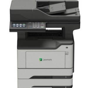 Lexmark MX520 MX521ade Laser Multifunction Printer - Monochrome