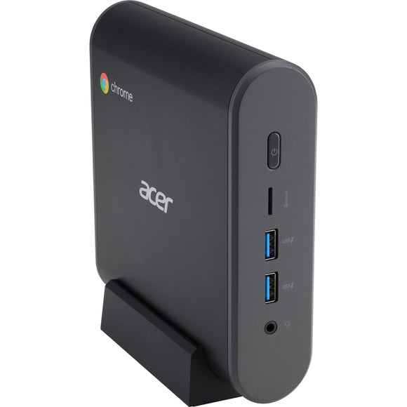 Acer CXI3 Chromebox - Intel Core i5 (8th Gen) i5-8250U 1.60 GHz - 8 GB DDR4 SDRAM - 64 GB SSD - Chrome OS