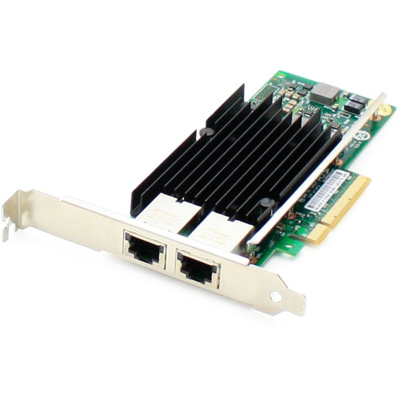 AddOn ADD-PCIE3-2RJ45-10G 10Gigabit Ethernet Card