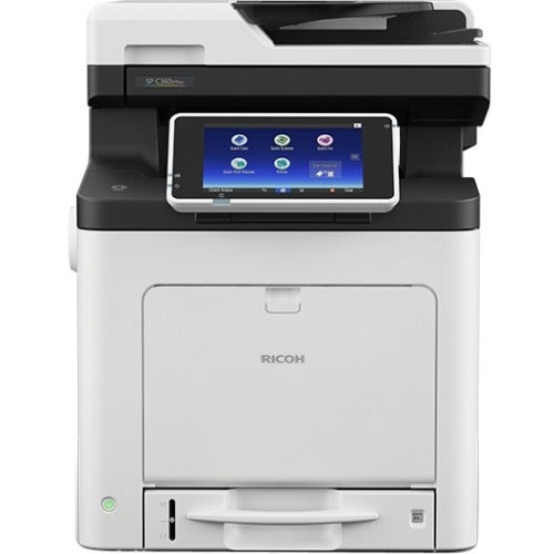 Ricoh SP C360SFNw LED Multifunction Printer - Color