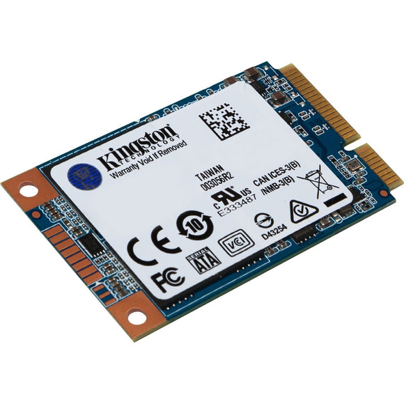 Kingston UV500 120 GB Solid State Drive - SATA (SATA-600) - Internal - mSATA