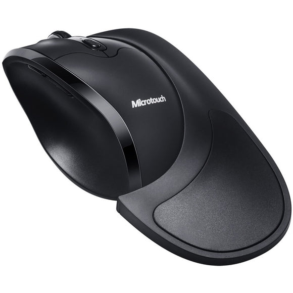 Goldtouch Newtral 3 Medium Black Mouse Wireless, Right Handed