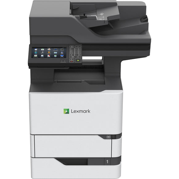 Lexmark MX720 MX722adhe Laser Multifunction Printer - Monochrome