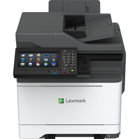 Lexmark CX625ade Laser Multifunction Printer - Color