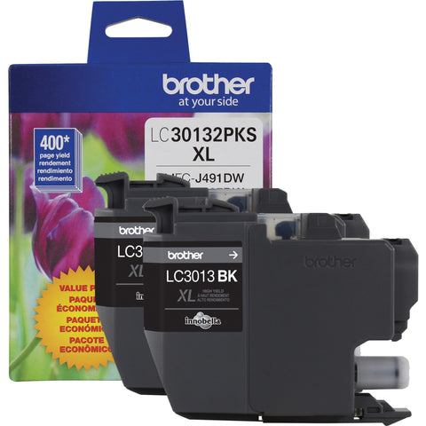 Brother LC30132PKS Original Ink Cartridge - Black - SystemsDirect.com